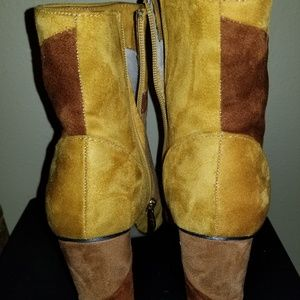 Cape Robbin ankle boots